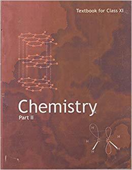 NCERT Chemistry Part-II Class XI