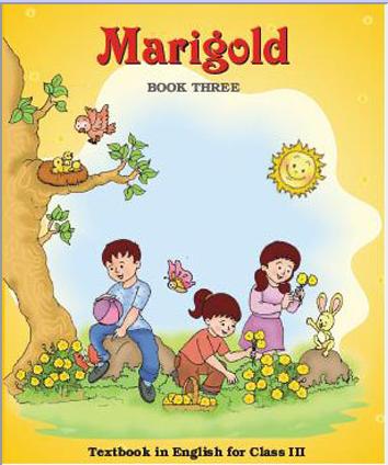 NCERT English Marigold Class-III