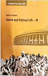 Civics (Social and Political Life-III) Class-VIII