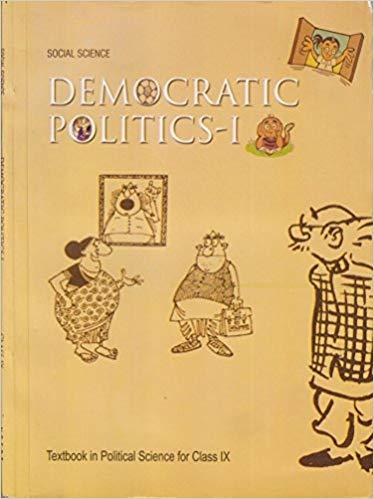NCERT Civics Democratic Politics-I Class IX