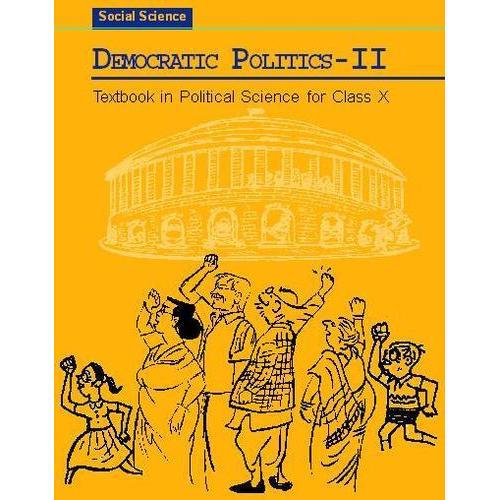 NCERT Civics Democratic Politics-II Class X