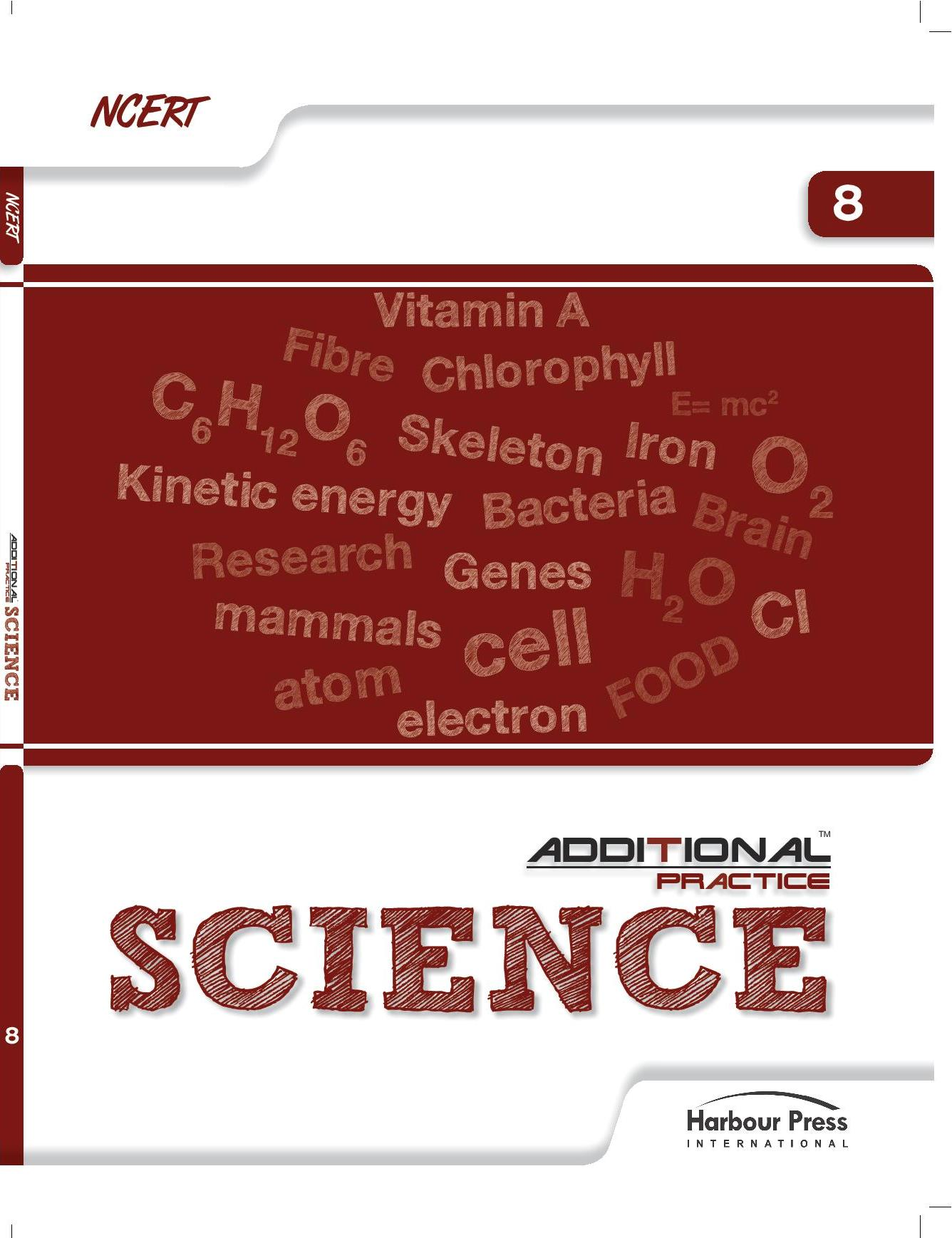 Additional Practice Science Class VIII