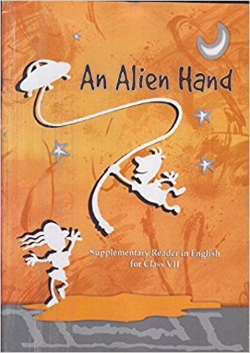 NCERT English An Alien Hand Supplementary Class VII