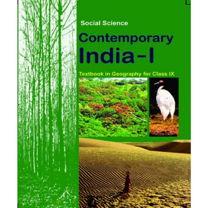 NCERT Geography (Contemporary India-I) Class IX