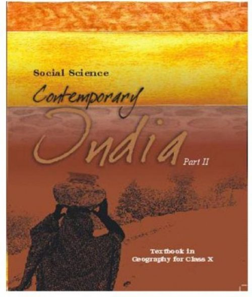 NCERT Geography (Contemporary India-II) Class X