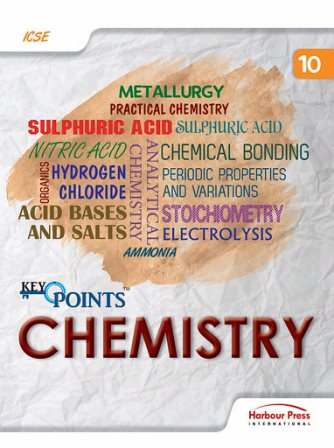 Key Points Chemistry ICSE Class X