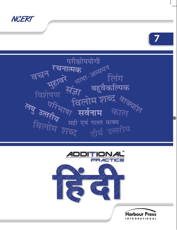Additional Practice Hindi Vasant Class VII
