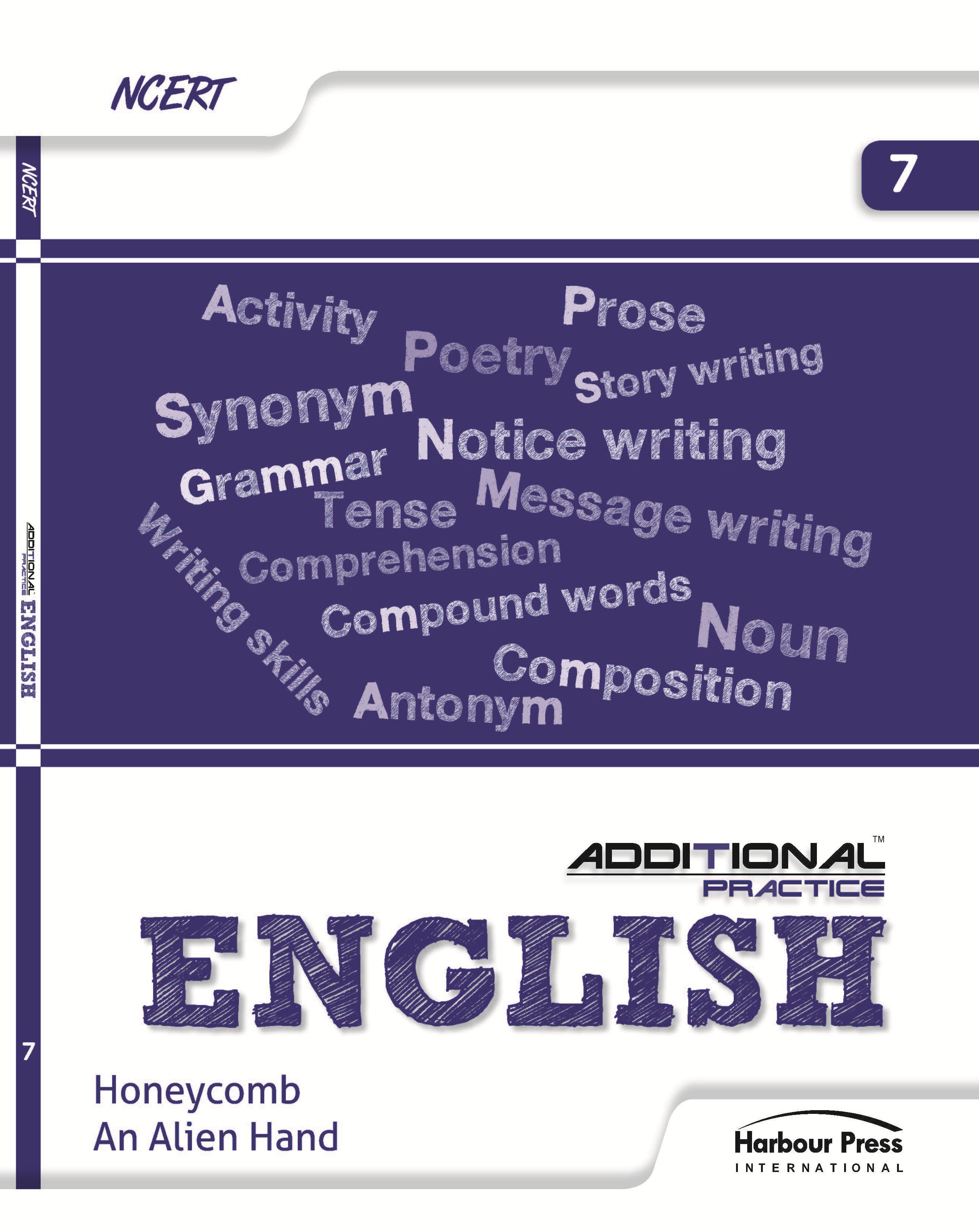 Additional Practice English Honeycomb Class VII