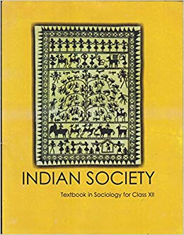NCERT Sociology Indian Society Class XII