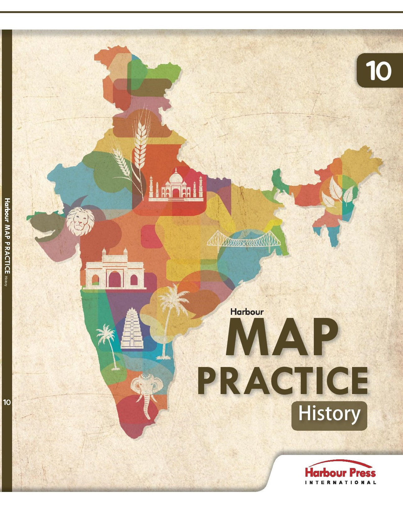Map Practice History Class X