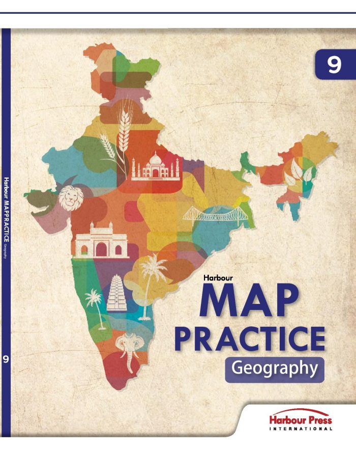Map Practice Geography Class IX