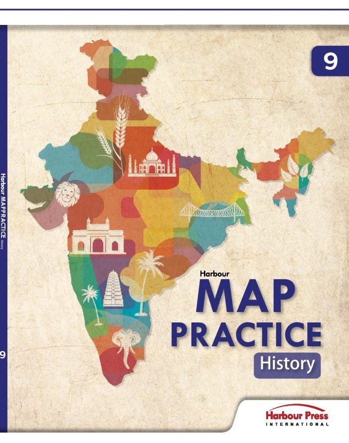 Map Practice History Class IX