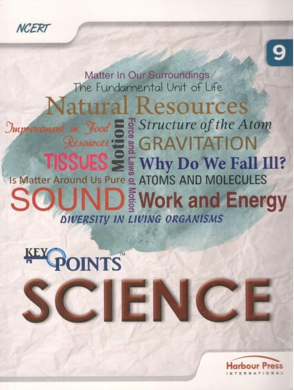 NCERT Science Key Points Class IX