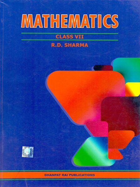 R.D.Sharma Mathematics Class VII