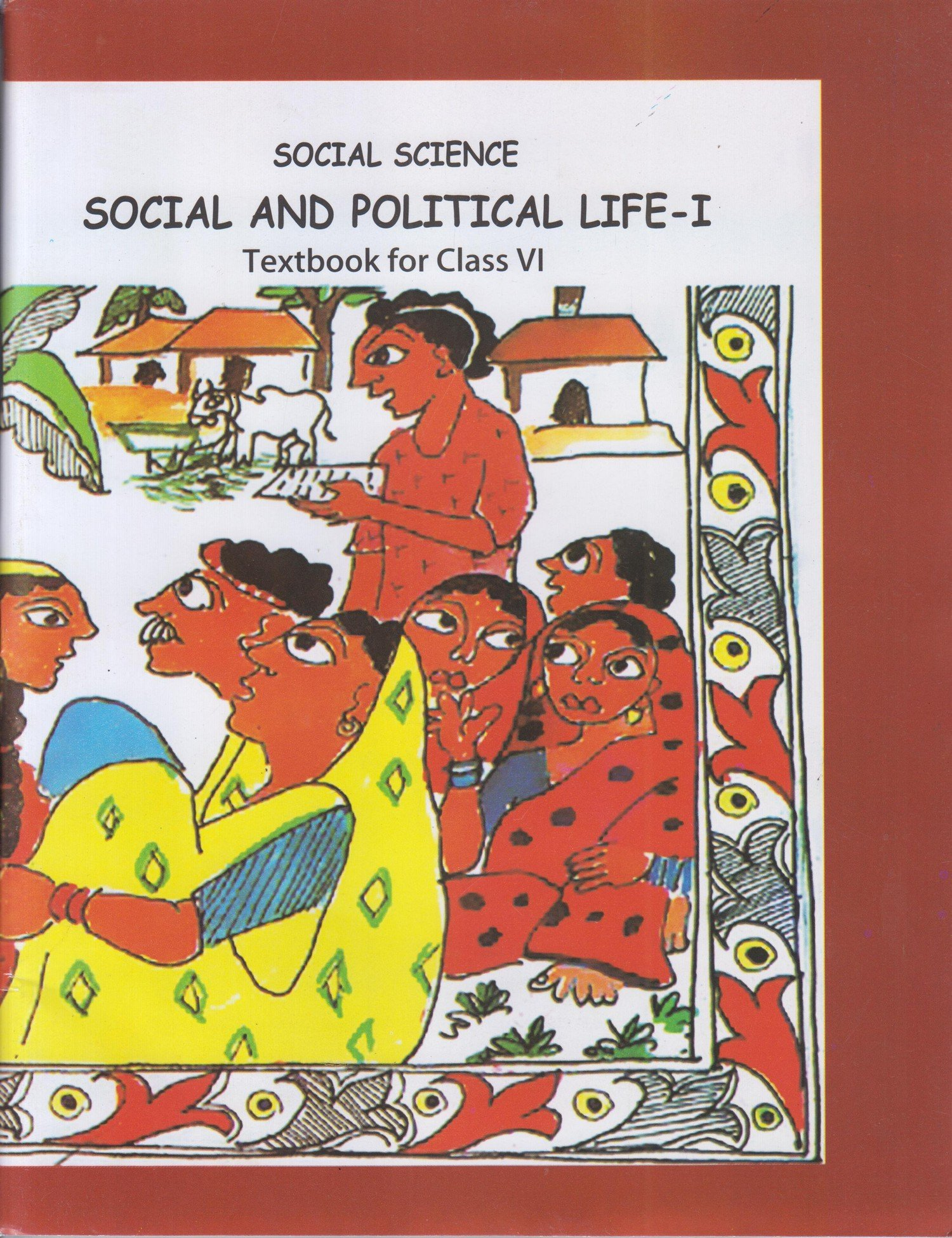 NCERT Social Science (Social and Political Life-1) Class-VI