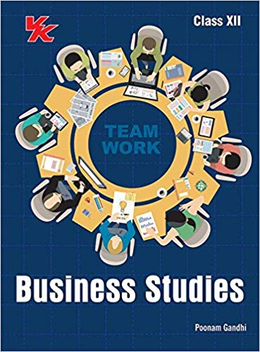 Business Studies by Poonam Gandhi Class XII