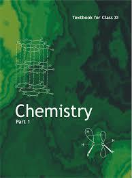 NCERT Chemistry Part-I Class XI