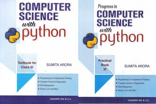 Computer Science with Python by Sumita Arora Class XI