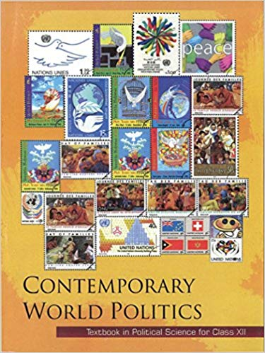 NCERT Contemporary World Politics Class XII