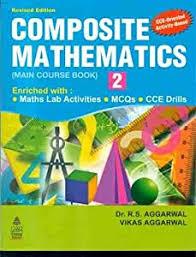 Composite Mathematics Class II By R.S. Aggarwal & Vikas Aggarwal