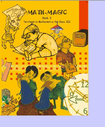 NCERT Math Magic Class-III
