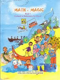 NCERT Math Magic Class V