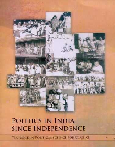 NCERT Politics in India Since Independence Class XII