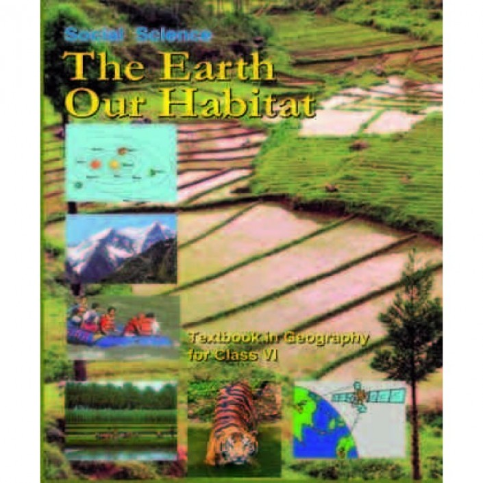 NCERT Geography (Earth Our Habitat) Class-VI